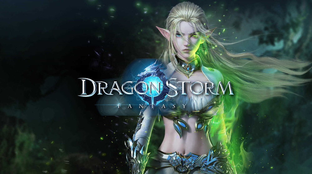 dragon storm fantasy featured image