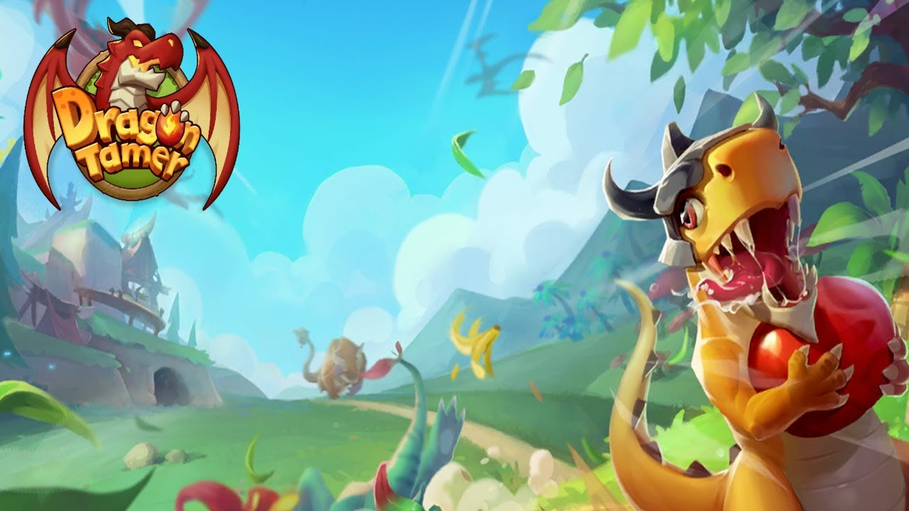 dragon tamer featured image