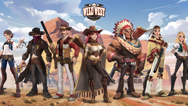 wild west heroes featured image