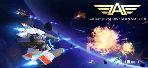 galaxy invaders- alien shooter featured image