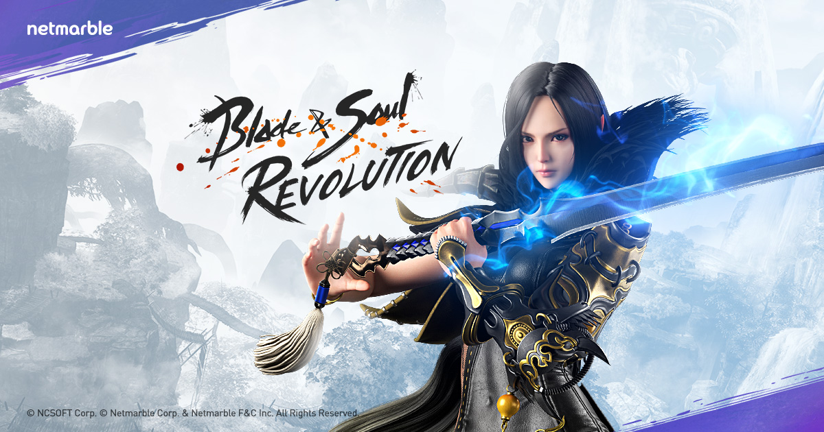 Blade & Soul Revolution featured image