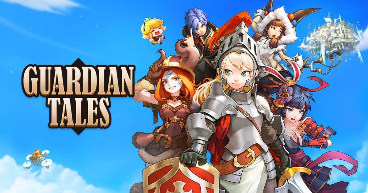 guardian tales featured image
