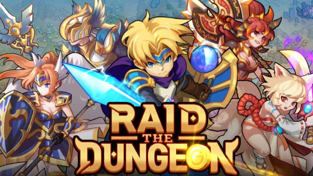 raid the dungeon featured image