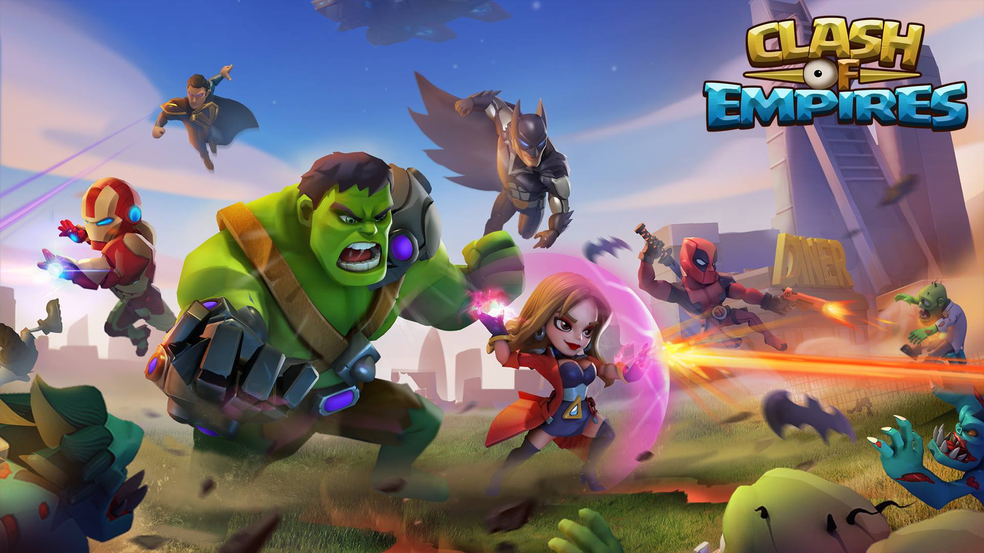 x war clash of zombies featured image