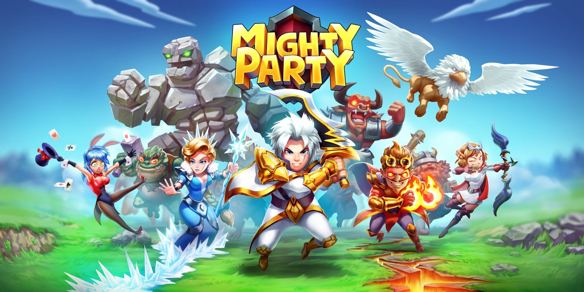mighty party featured image